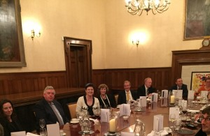 the Law Society's Intellectual Property Law Committee and its guest, the IP Minister